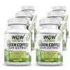 WOW Green Coffee Bean Extract Pack of 6,  60 veggie capsule(s)