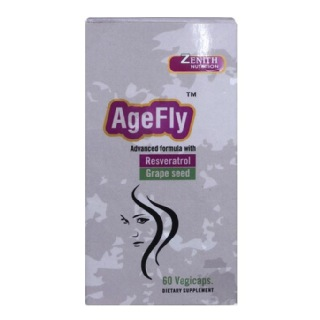 Zenith Nutrition AgeFly,  60 capsules