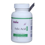 Zenith Nutrition Folic Acid 2000,  Unflavoured  100 Capsules