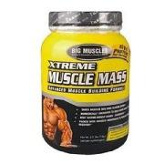 Big Muscle Xtreme Muscle Mass,  Chocolate  2 lb