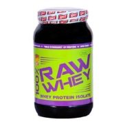 SNT 100% Raw Whey Protein,  2 lb  Strawberry