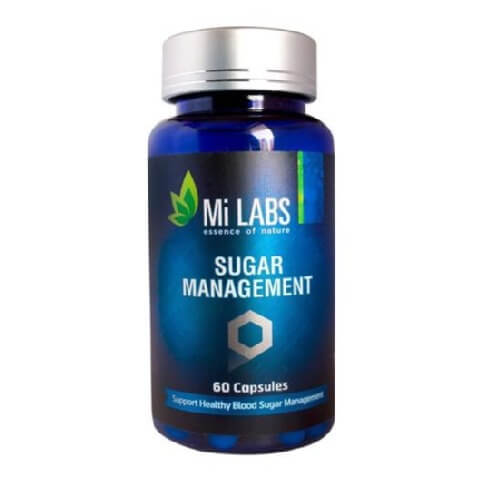 Mi Labs Sugar Management,  60 capsules