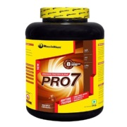 MuscleBlaze PRO7 Protein Blend,  4.4 lb  Rich Milk Chocolate