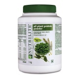 Amway Nutrilite All Plant Protein,  2.2 lb  Unflavoured