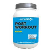 Just Nutrition Post Workout,  Banana  2.2 lb