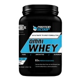 Protein Scoop Omni Whey,  2.2 Lb  Chocolate
