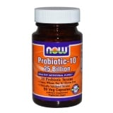 Now Probiotic-10 25 Billion,  50 Veggie Capsule(s)