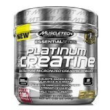 MuscleTech Platinum Creatine,  Unflavoured  0.88 Lb
