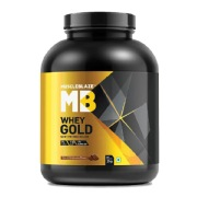 MuscleBlaze Whey Gold Protein,  4.4 lb  Rich Milk Chocolate