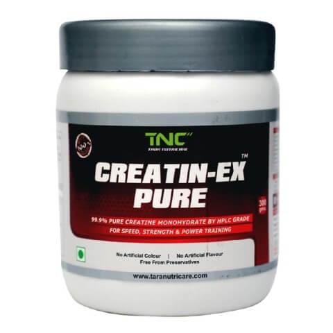 Tara Nutricare Creatine-EX Pure,  Unflavoured  0.66 lb
