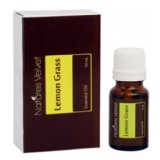 Natures Velvet Essential Oil,  10 Ml  Lemongrass