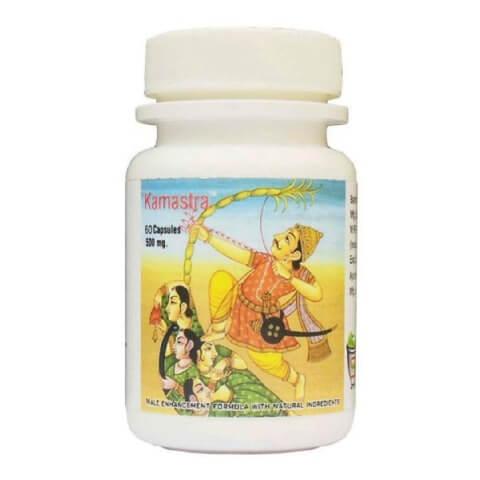 Shivalik Herbals Kamastra,  60 capsules