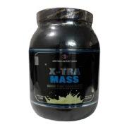 British Nutritions X-Tra Mass,  1.1 lb  French Vanilla