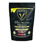Vigour Fuel 100% Whey Protein Premium,  2 lb  Banana Smoothie