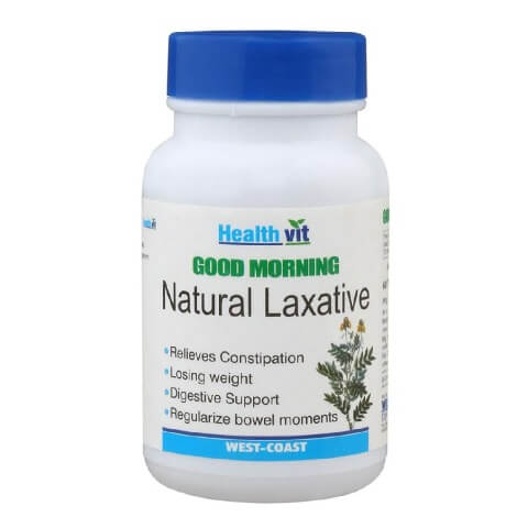 Healthvit Good Morning Natural Laxative,  60 tablet(s)