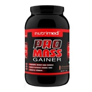 Nutrimed Pro Mass Gainer,  Butterscotch  2.2 lb