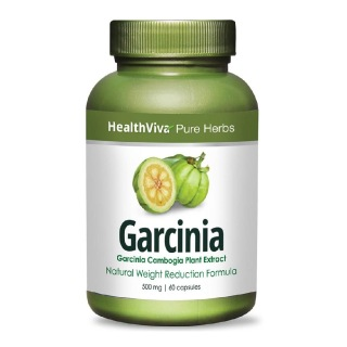 HealthViva Pure Herbs Garcinia