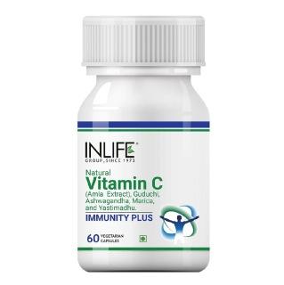 INLIFE Immunity Plus,  60 capsules