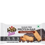 Hyp Lean Sugar Free Protein Bar,  6 Piece(s)/Pack  Chocolate Espresso