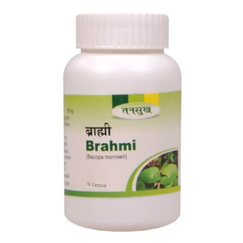 Tansukh Brahmi,  60 capsules