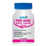 Healthvit Pine Bark Extract (100mg),  60 Capsules