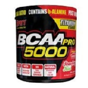 SAN BCAA-Pro 5000,  0.73 lb  Strawberry Kiwi