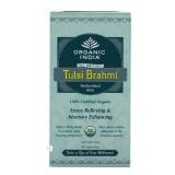Organic India Tulsi Brahmi Tea,  Unflavoured  25 Piece(s)/Pack