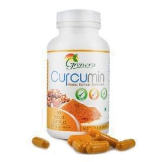 Grenera Curcumin Capsules,  90 veggie capsule(s)