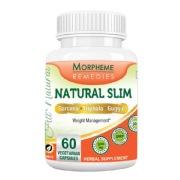Morpheme Remedies Natural Slim (with Garcinia),  60 veggie capsule(s)  Unflavoured