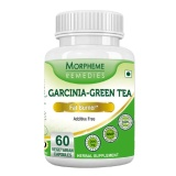 Morpheme Remedies Garcinia-Green Tea (500 Mg),  60 Veggie Capsule(s)  Unflavoured