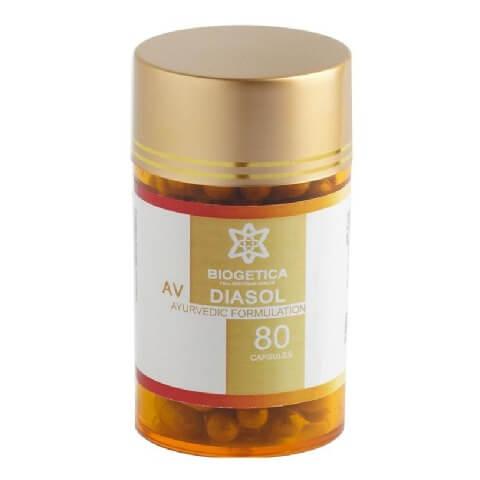 Biogetica AV Diasol,  80 capsules