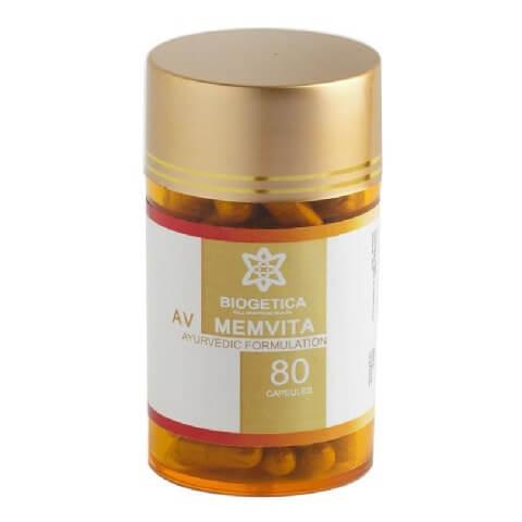 Biogetica AV Memvita,  80 capsules