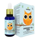Unived Ovegha D3 Kids (200 Mg),  20 Ml