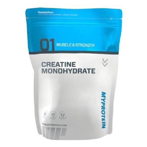 Myprotein Creatine Monohydrate,  Unflavoured  0.55 lb
