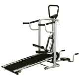 KS Healthcare Treadmill Manual Jogger 4in1