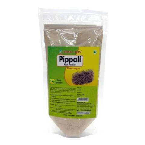Herbal Hills Pippali Root Powder,  1 kg