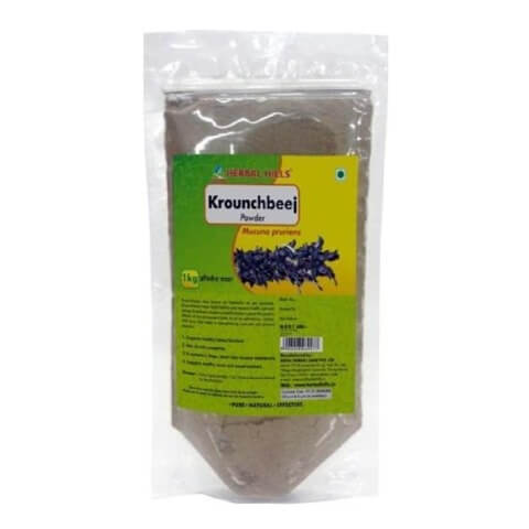 Herbal Hills Krounchbeej Powder,  1 kg