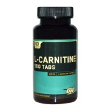 ON L-Carnitine (500mg),  60 Tablet(s)  Unflavoured