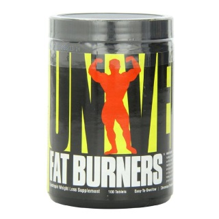 Universal Nutrition Fat Burner (Easy To Swallow),  100 tablet(s)  Unflavoured