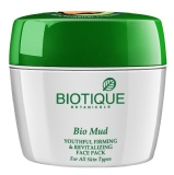 Biotique Bio Mud Youthful Firming & Revitalizing Face Pack,  235 G  All Skin Types