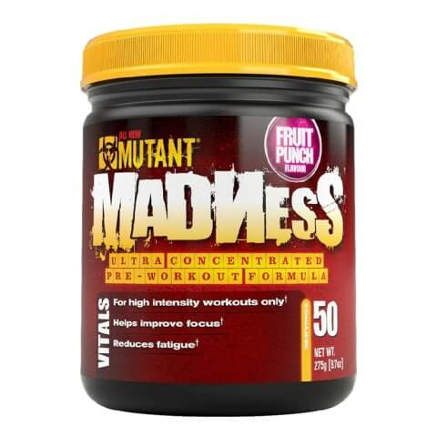 Mutant Madness,  0.60 lb  Fruit Punch