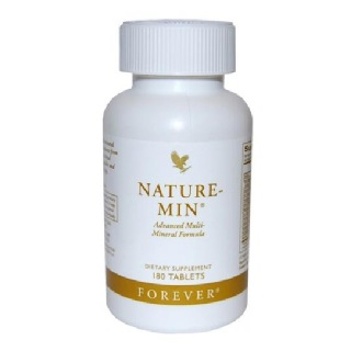 Forever Nature Min,  180 tablet(s)