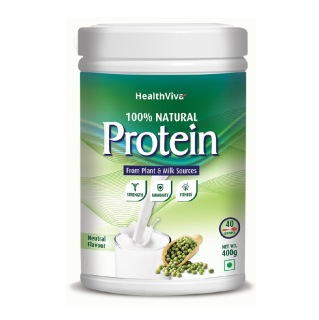 40% Discount on 100% Natural Protein