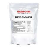 BigBang Nutrition Beta Alanine,  0.22 Lb  Unflavoured
