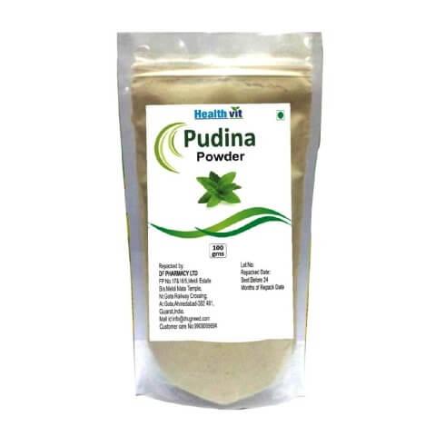 Healthvit Pudina Powder,  100 g