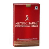 Nutricharge Man Daily Health Supplement,  Chocolate  30 tablet(s)