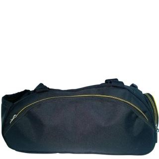 MuscleBlaze Gear Gym Bag,  Black