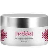 Schloka Anti Ageing Night Cream,  50 Ml  Collagen & Vitamin E