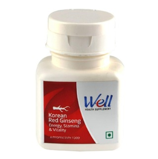 Modicare Well Korean Red Ginseng,  60 tablet(s)