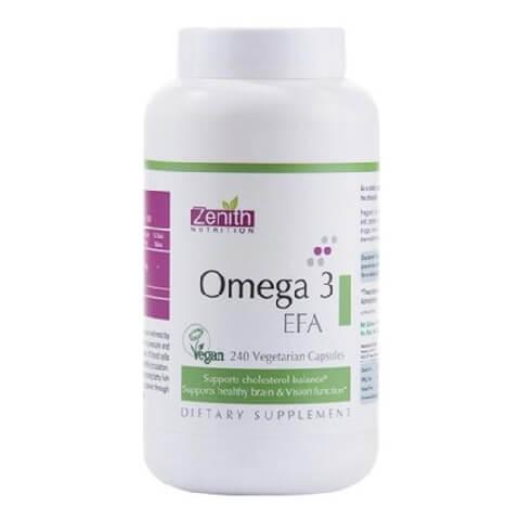 Zenith Nutrition Omega 3 EFA,  240 veggie capsule(s)